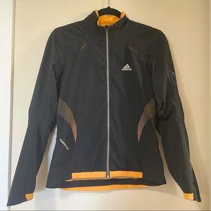Adidas Windstopper Formotion Black Running Jacket
